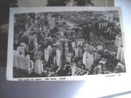 Brazilië Brasil Brasilia Sao Paulo Panorama - São Paulo