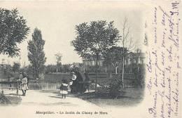 Hérault- Montpellier -Le Jardin Du Champ De Mars. - Montpellier