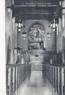 Califorinia Burbank  St. Frances X. Cabrini Chapel Villa Cabrini