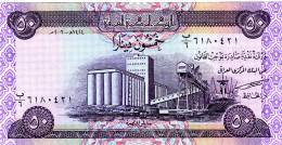 IRAQ 50 Dinars 2003 Neuf