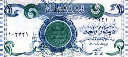 IRAQ 1 Dinar 1979 Neuf