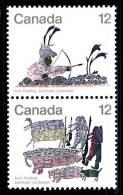 Canada (Scott No. 751a - Inuiit) [**] - American Indians