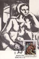 Carte Maximum Portrait - Argentinië