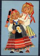 USSR 1965. National Costume Of Peoples Of The USSR - Kostüme