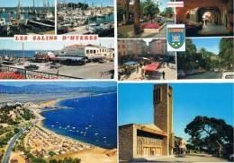 210213F Lot De 85 CPM Couleur Vierges Pour Courrier : Dep.83 (Var) Hyeres - Cartes Postales