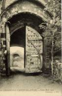 Carisbrooke Castle-Gates Built 1470.Gateway- LUXE-Edit.  LL.6 - Angleterre