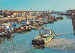 21790 Ile D'oleron , 34 France, Saint Trojan, Port Installations Ostreicoles -Artaud -bateau Peche - Pêche