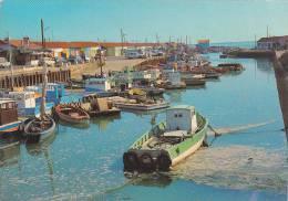 21790 Ile D'oleron , 34 France, Saint Trojan, Port Installations Ostreicoles -Artaud -bateau Peche