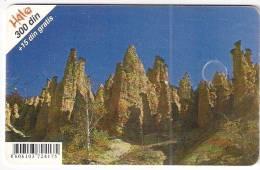 Serbia 120.000 / 05.2008. - Telefoonkaarten