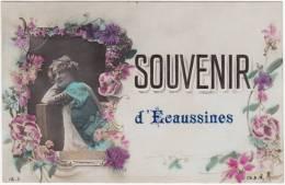 """Souvenir D'Ecaussines """"ou Ecaussinnes"""" - Ecaussinnes"""