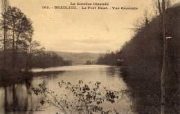 La Corrèze Illustrée - 163 - Beaulieu - Le Port Haut - Vue Générale - France