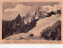 COURMAYEUR ,monte Bianco ,  Rifugio Torino  * - Other Cities