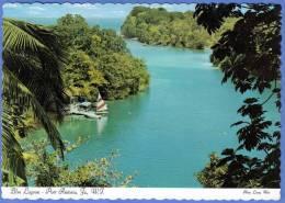 JAMAIKA, Blue Lagoon - Port Antonio - Jamaica