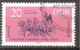 ALLEMAGNE,(DDR)DEUTSCHLAND,GERMANY,GERMANIA,ALEMANIA,OBLITERE,YVER 712. - [6] République Démocratique
