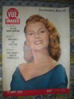 POINT DE VUE 14/08/ 1952 AFRIQUE LURS DOMINICI NEUFCHATEL CAMPING ARGENTINE EVA PERON MONT BLANC MER GLACE HELSINKI MODE - Boeken, Tijdschriften, Stripverhalen