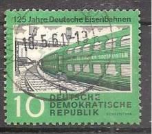 ALLEMAGNE,(DDR)DEUTSCHLAND,GERMANY,GERMANIA,ALEMANIA,OBLITERE,YVER 519. - [6] République Démocratique