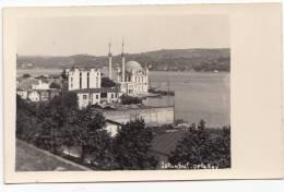 OLD PHOTO CARD ISTANBUL ORTOKOY - Turquie