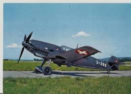 == Flugzuge ME 109E  Schweiz  Verkehrshaus Luzrn 1985 - 1939-1945: 2ème Guerre