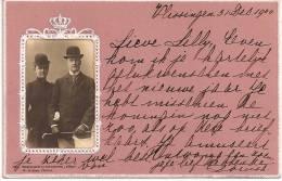 Netherlands - VLISSINGEN - Portrait +++ Vers La Haye, Den Haag, 1900 +++ W. De Haan, Utrecht +++ - Vlissingen