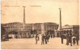 Autriche - WIEN / VIENNA +++ Vers BIRMINGHAM, AL, USA, 1914 +++ B.K.W.I., #325 +++ - Vienna