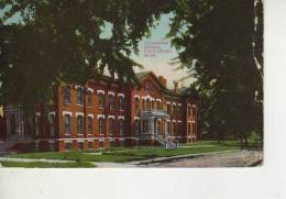 TELEGRAPH SCHOOL  FORT UMAHA NEBRASKA  U.S.A.  ESTADOS UNIDOS   OHL - School