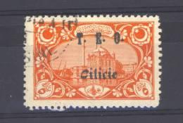 Cilicie  :  Maury  72  (o)    Au 1/4 De Cote - Cilicie (1919-1921)