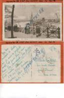CPA  44, NANTES, Panorama Du Port, Lettres  & Documents Historiques, Cachets Postaux, Militaria,  Janv.  2013-Div 03 - Nantes