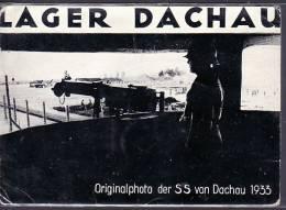 Alte Karte Lager Dachau  (ba 7624 ) Siehe Scan ! - Dachau