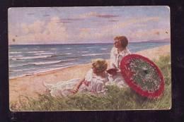 PAUL FISCHER,SUMMER SUN. - Frauen