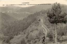 CPA - 63 - Ligne D'AMBERT à La CHAISE DIEU - 352 - Autres Communes