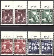 """AUSTRIA ÖSTERREICH 1951 """"WIEDERAUFBAU II""""  MNH / ** / POSTFRISCH - 1945-60 Ungebraucht"""