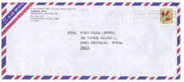 TZ1424 - AUSTRALIA  , Lettera Per L' Italia - 1966-79 Elizabeth II