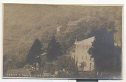 3422-ALPICELLA-VARAZZE(SAVONA)-VILLA CARATTINI-1941-FP - Savona