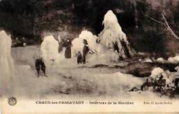 Chaux Les Passavant  72      Intérieur De La Glacière . - Sonstige Gemeinden