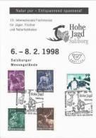 Österreich  Hohe Jagd Salzburg  Jahrgang 1998 - 1945-.... 2ème République