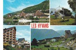 21800, Chorges Residence Les Hyvans, Centre Vacances CNPO; S1967 Ed Des Alpes Multivues - France