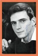 Georges Chelon - Carte Pub Pathé Marconi - Autographe  // - Autographes