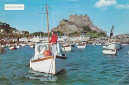 21803 Mont Orgueil Castle, Jersey -3011 Marshall -voilier Skipper Barque J280