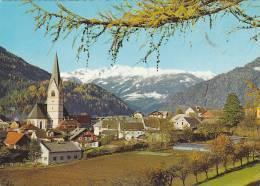 21805 Obervellach An Der Tauernbahn Mit Den Hohen Tauern, Kärnten -C6.320 Schilcher
