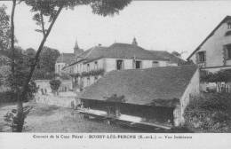 CPA - 28 - Eur Et Loir - Boissy-lès-Perche - Couvent Cour Pétral - Vue Intérieure - État TB - France