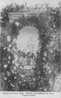 CPA - 28 - Eur Et Loir - Boissy-lès-Perche - Couvent Cour Pétral - Vierge Du Jardin - État TB - France