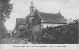 CPA - 28 - Eur Et Loir - Boissy-lès-Perche - Couvent Cour Pétral - Vue Générale - État TB - France