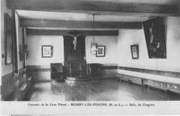 CPA - 28 - Eur Et Loir - Boissy-lès-Perche - Couvent Cour Pétral - Salle Du Chapitre - État TB - France