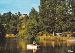 21812 Montagne-sur-Sèvre Camping Bords Sevre Nantaise -CIM Canot