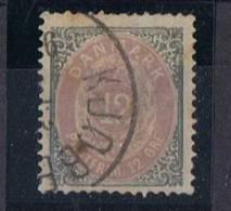DAN 18 - DANEMARK N° 25a Oblitéré - 1851-63 (Frederik VII)