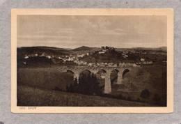 35776    Germania,    (Eifel) Daun  Mit  Viadukt,  NV - Daun