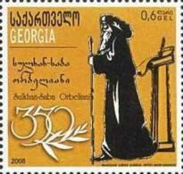 Georgia 2009 Prince Orbeliani 1v MNH - Georgia