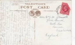 1936  SINGLE CIRCLE - ARDERSIER - Poststempel