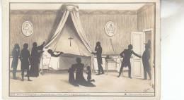 ILLUSTRATION M. COULON / MORT DE NAPOLEON A SAINTE HELENE - Illustrateurs & Photographes