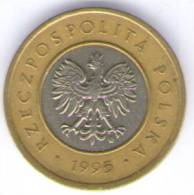 POLONIA 2 ZLOTE  1995 BIMETALLICA - Polonia